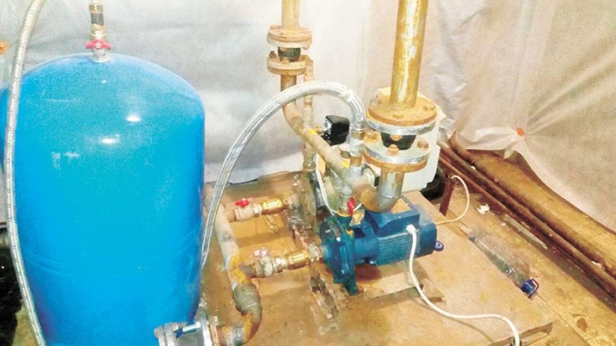 На этой неделе УК «Обнинск» решила проблему водоснабжения на Звездной, 21