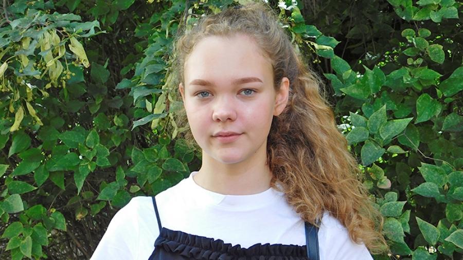 Выпускница обнинской гимназии Полина Скворцова, лучше всех в регионе сдавшая ЕГЭ, продолжит образование в Высшей школе экономики
