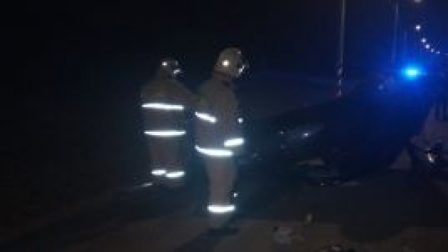 В аварии под Малоярославцем женщина вылетела из машины и скончалась на месте