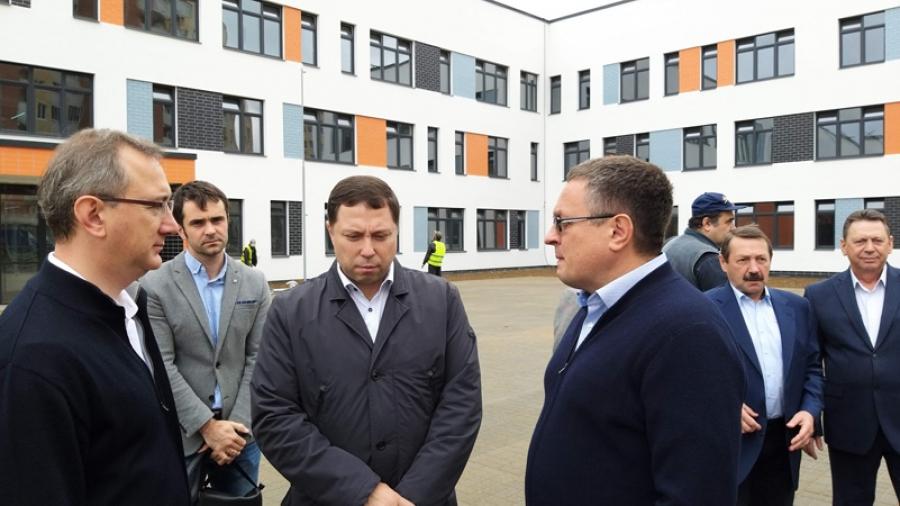 Августовский педсовет в этом году соберется в школьном зале — в новой 17-й школе