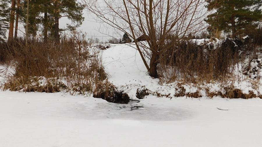 Слив стоков в Комсомольские пруды в Обнинске продолжается
