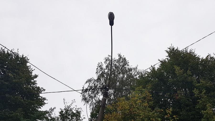 На освещение улиц Обнинска потрачено в пять раз больше средств, чем в прошлом году