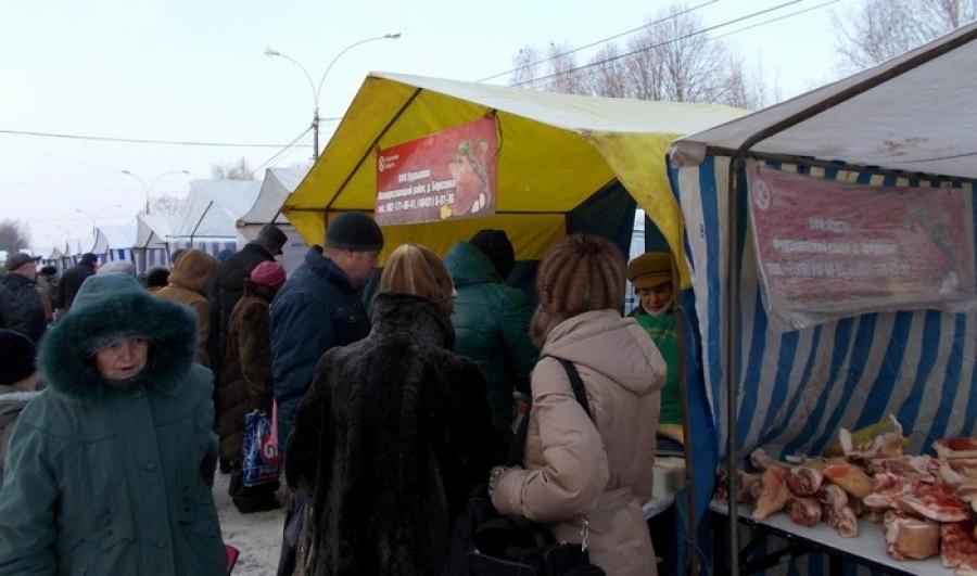 На выходных в Обнинске пройдет очередная сельскохозяйственная ярмарка