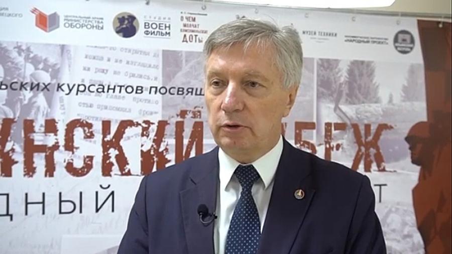 Человек года. Комиссар Олег