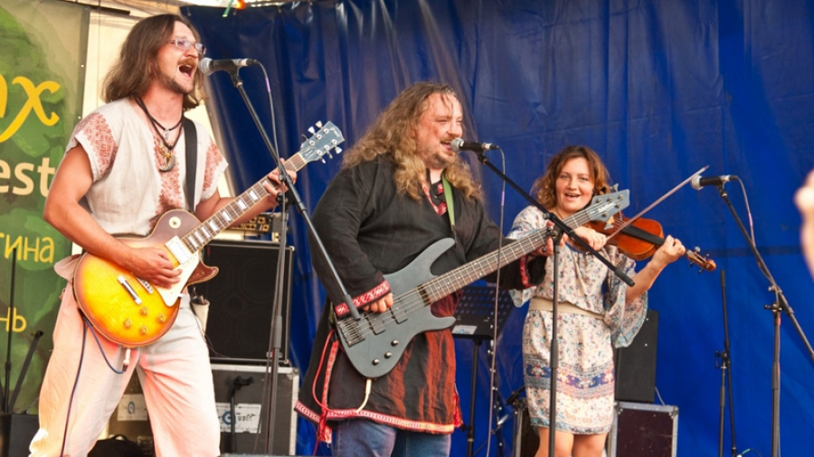 30 сентября обнинская фолк-группа «Дорога Водана» даст юбилейный концерт в рок-баре «Бах»