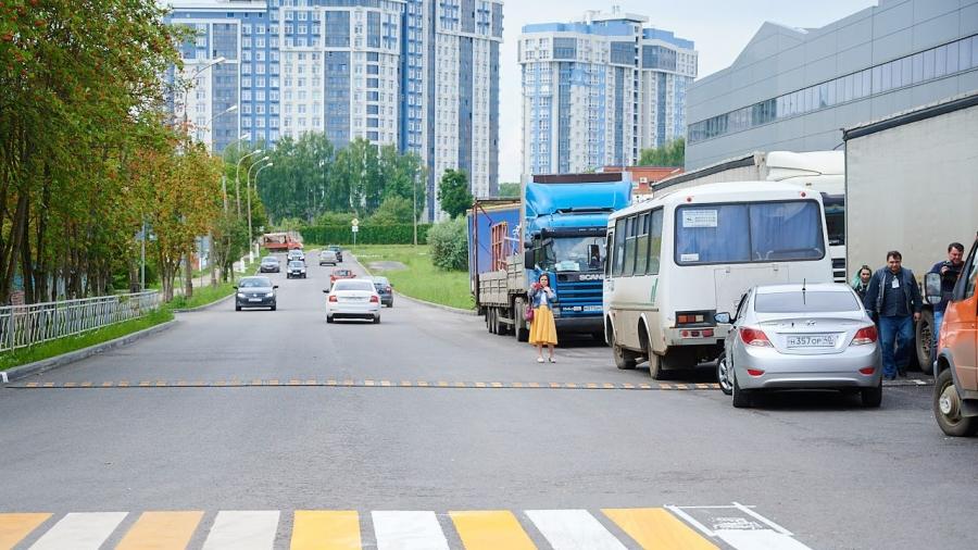 """Обнинцы оценили качество местных дорог и парковок на """"пятерку"""""""