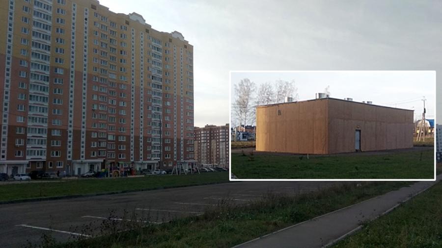В Обнинске решают вопрос с отоплением домов СУ-155