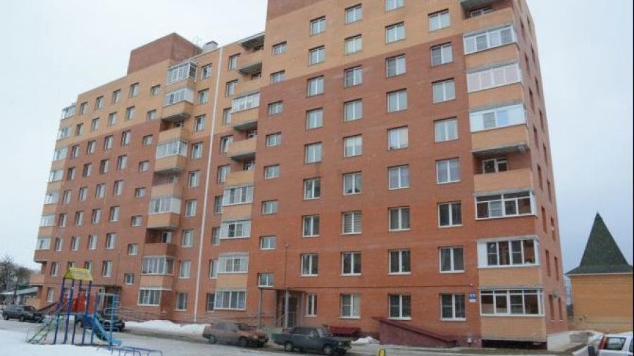 В Малоярославце обманутые дольщики наконец получили свои квартиры