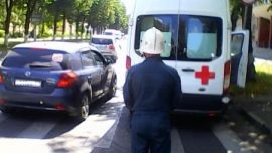 В Обнинске машина вновь сбила подростка