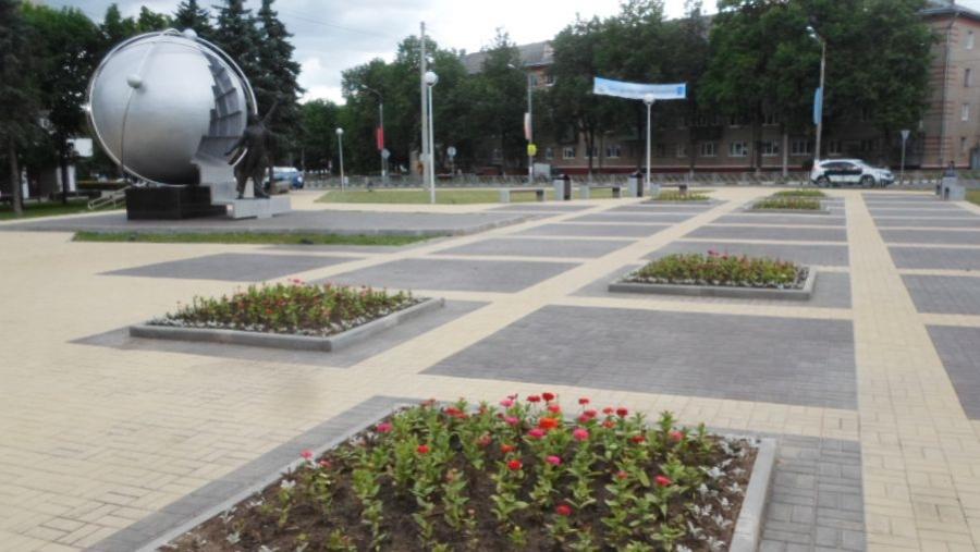 Ко Дню города Обнинск «наряжается» в цветы