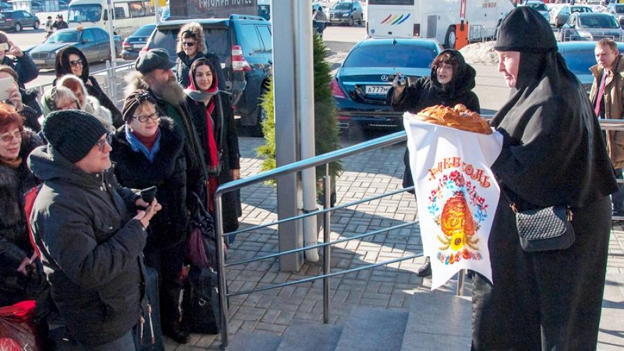 15 февраля — открытие обнинского международного фестиваля православного кино.