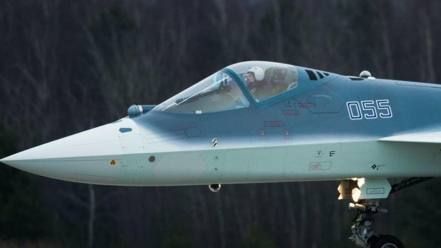 """В обнинской """"Технологии"""" рассказали о защите летчика в истребителе СУ-57"""
