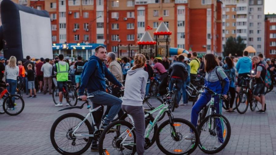 В Обнинске сегодня пройдет велопробег