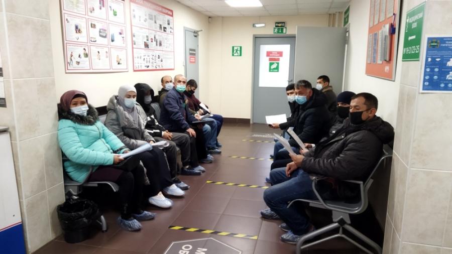 Отдел по вопросам миграции должен переехать в Многофункциональный миграционный центр в Боровском районе после ноябрьских праздников