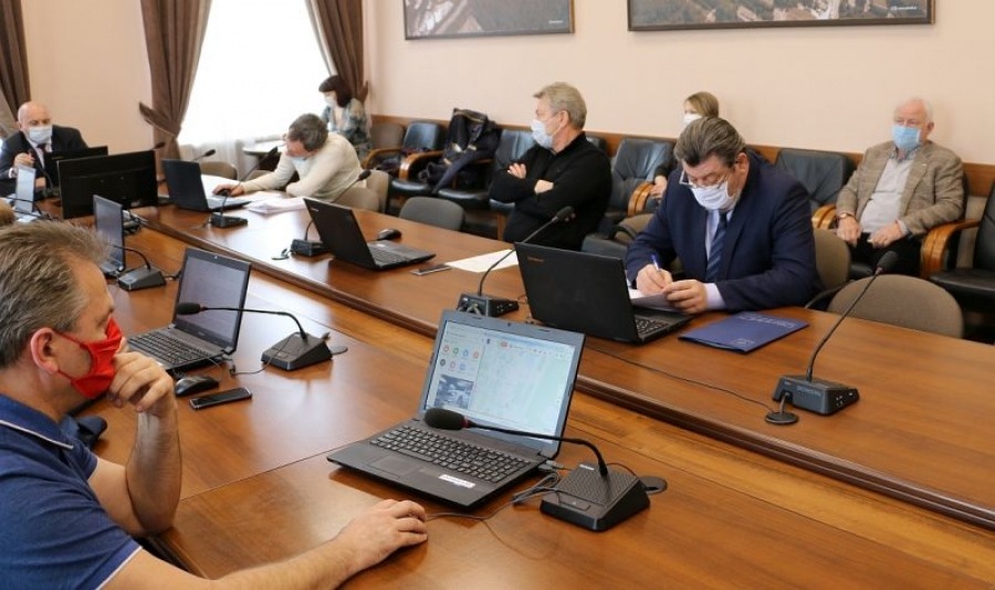 На ближайшем официальном заседании обнинские депутаты обсудят ситуацию с коронавирусом