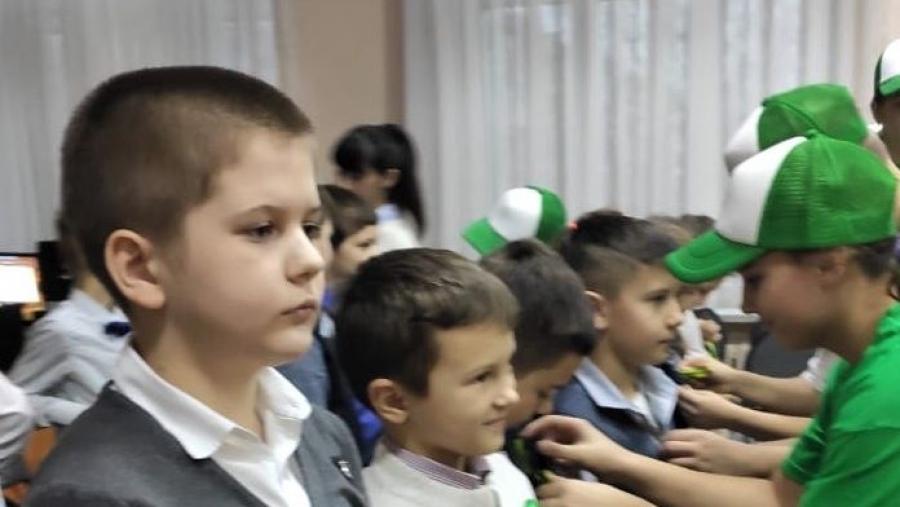 В Калужской области открылся экологический класс