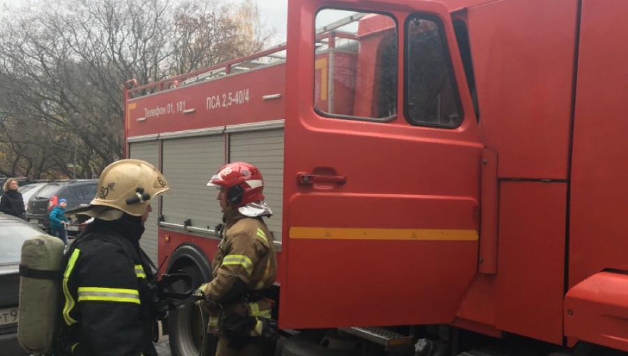 В Обнинске оставленная на огне кастрюля чуть не стала причиной пожара