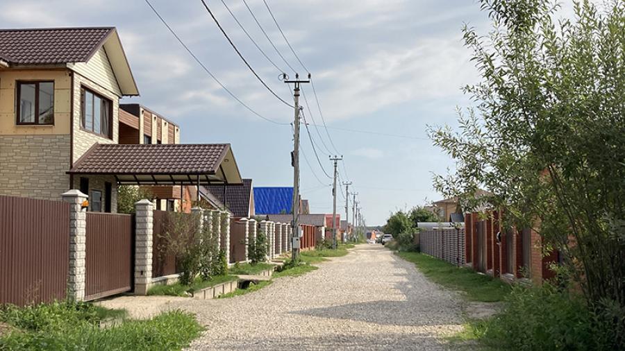 Жители Олимпийской деревни начали оформлять незаконные врезки к водопроводным сетям