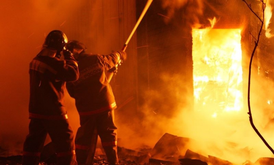 В Боровске направлено в суд дело о пожаре на площади Ленина