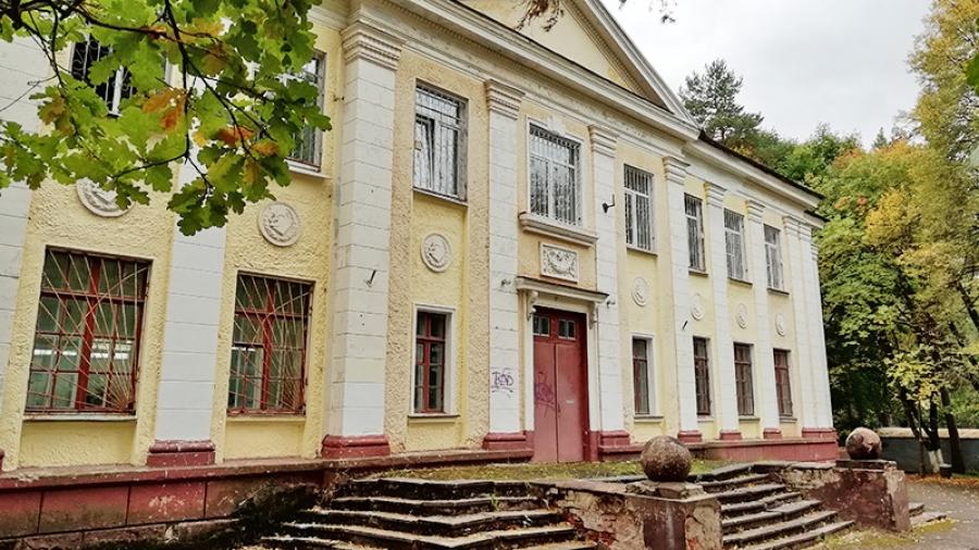 Две трети помещений самой первой школы Обнинска пустуют
