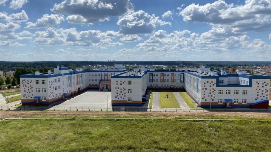 В Балабанове достроили новую школу