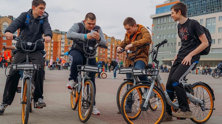 Велошеринг переносит начало сезона
