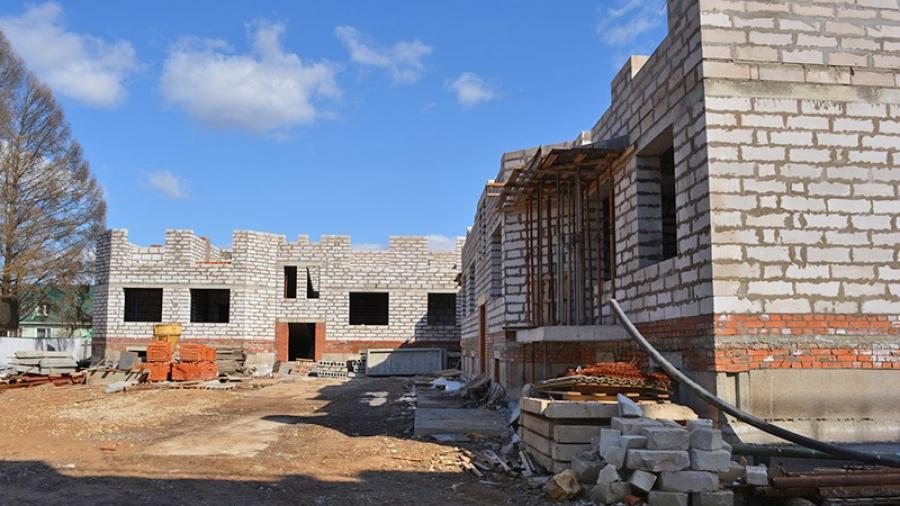 «Депутатский» дом: у обманутых дольщиков одной из самых проблемных строек Калужского региона появилась надежда