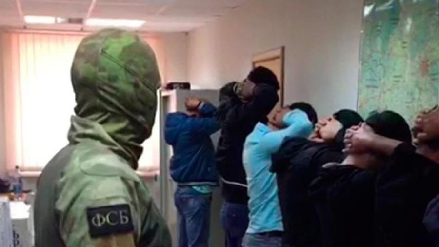 ФСБ задержала в Калужской области группу экстремистов, финансировавших ИГИЛ*