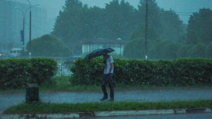 Обнинск пережил сильные дожди без потерь