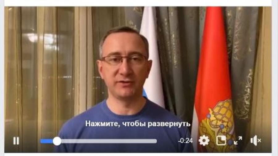 Владислав Шапша ужесточил ограничительные меры по коронавирусу