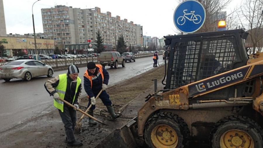 Власти Обнинска призвали местные УК подключиться к городской уборке