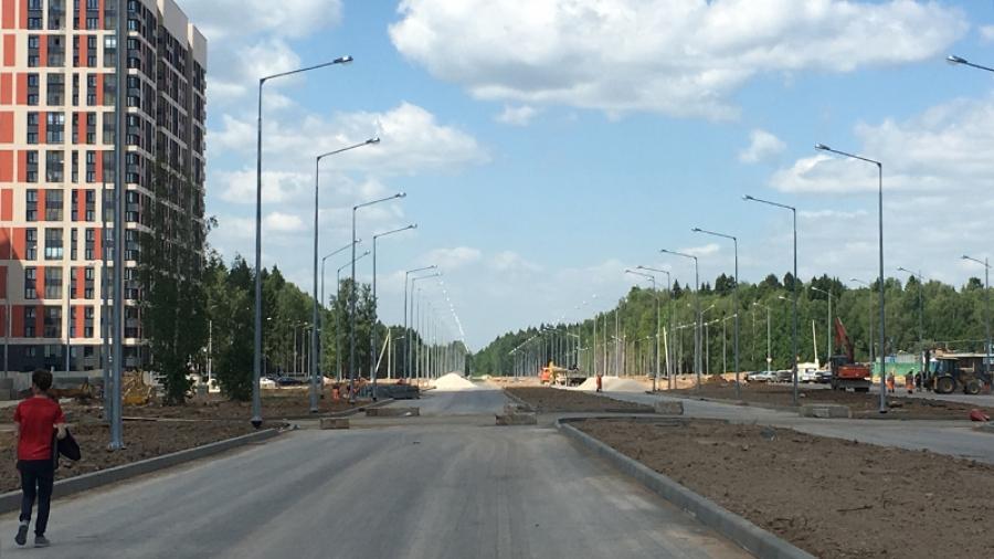 Продолжение проспекта Ленина в обнинском Заовражье откроют в начале июля