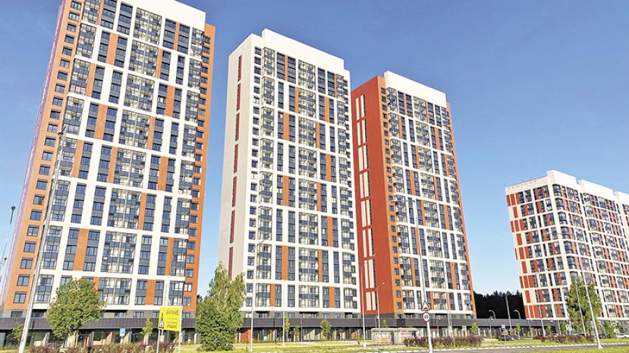 В этом году в Обнинске планируют сдать порядка 110 тысяч квадратных метров жилья