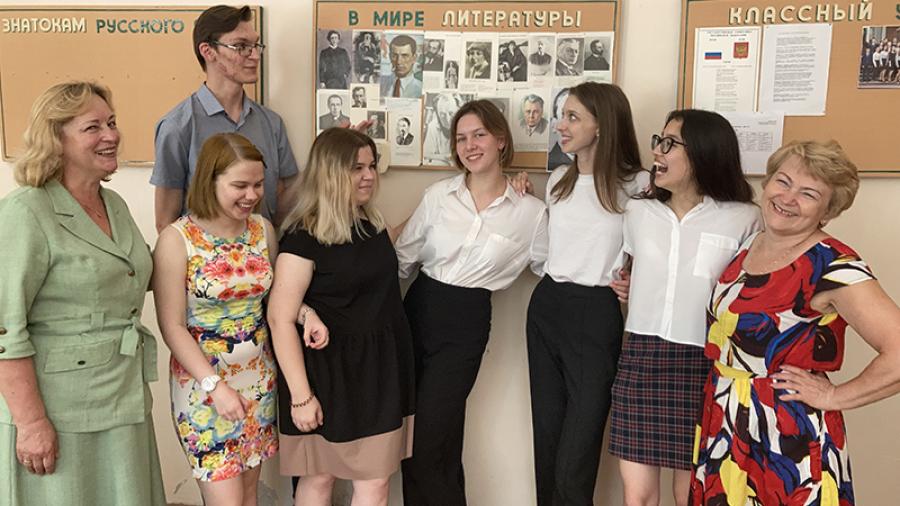 Впервые в истории Обнинска сразу семь учеников одной школы стали 100-балльниками по русскому языку. Эта школа — гимназия