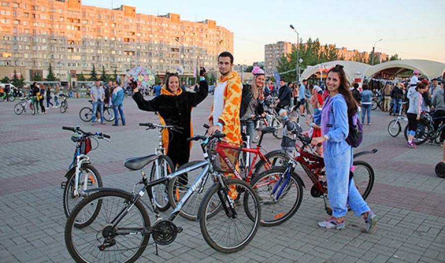 Обнинцев приглашают на вечерний велопробег