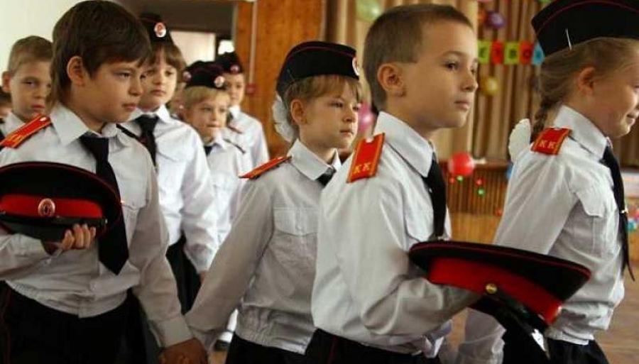 Рядом с Обнинском откроют казачьи кадетские классы