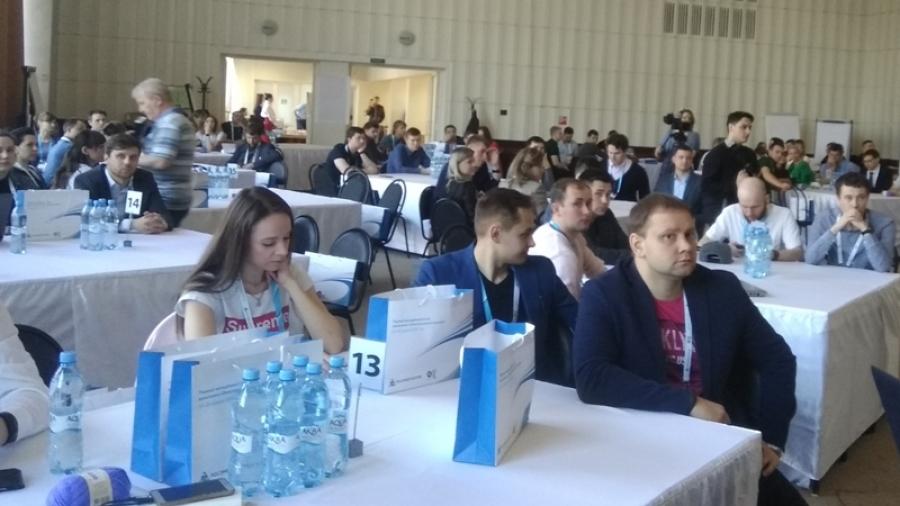 В Обнинске проходит первый молодежный слет Росэнергоатома