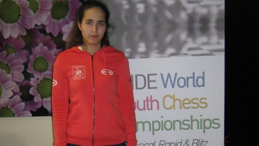 Обнинская шахматистка Анна Афонасьева с успехом выступила на Первенстве мира по блицу