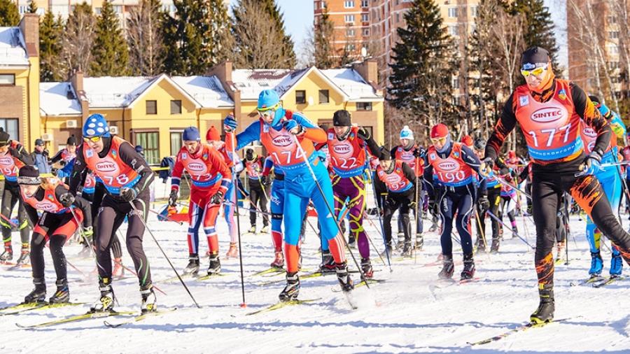 Лыжный праздник для всех