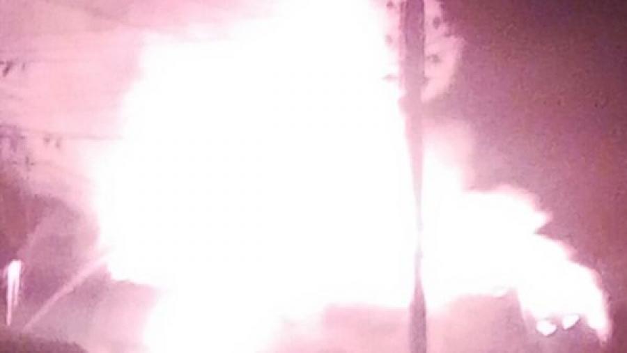 При пожаре сгорели все средства реабилитации ребенка-инвалида