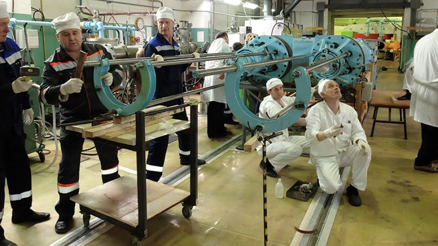 На самом экспортоориентированном предприятии Обнинска «Циклотроне» надеются, что Россия займет достойное место в списке потребителей его уникальных изотопов