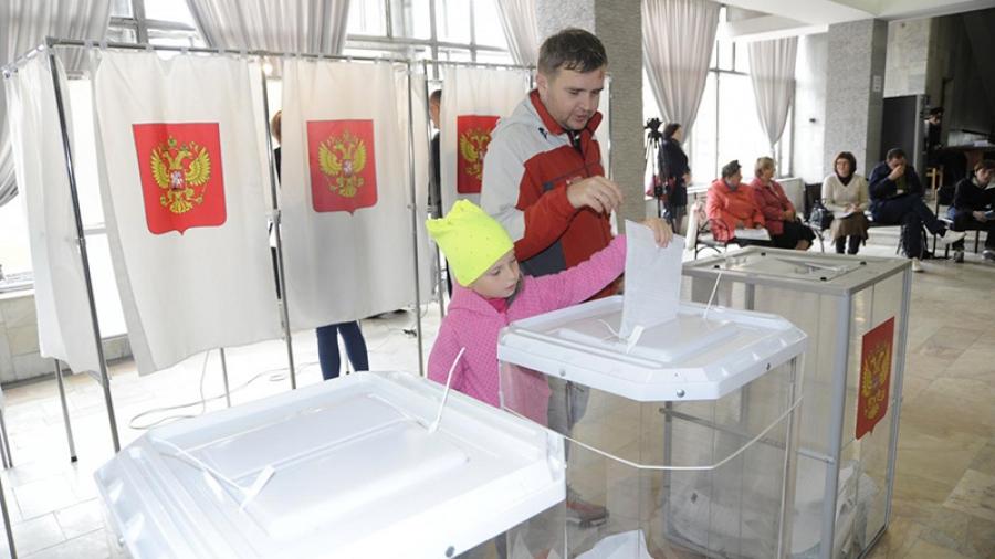 Большие выборы в регионе назначены на второе воскресенье сентября