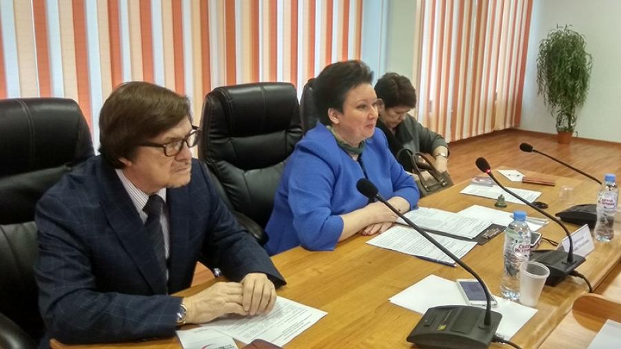В Общественной палате Калужской области обсудили проблемы утилизации мусора