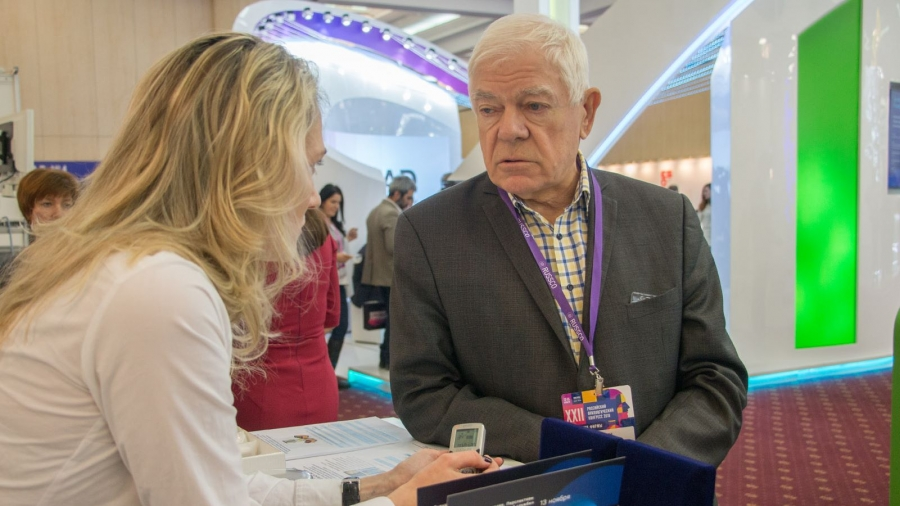 Разработки ФЭИ для лечения онкологических заболеваний представлены на ХХII Российском онкологическом конгрессе