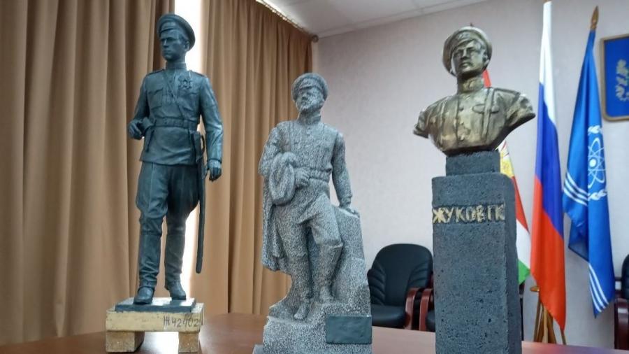 Назван победитель открытого конкурса на проект памятника Маршалу Победы в Обнинске