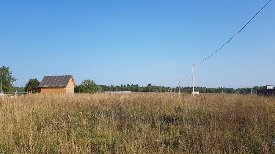 Только 10% земель для многодетных оснащены хоть какой-то инфраструктурой