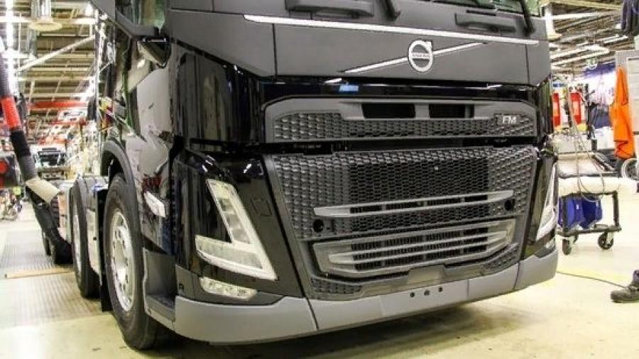 В следующем году в Калужской области начнут производить грузовики с электродвигателями