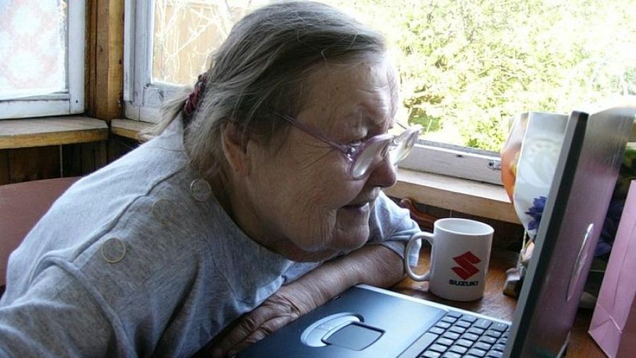 Обнинских неработающих пенсионеров усадят за компьютеры