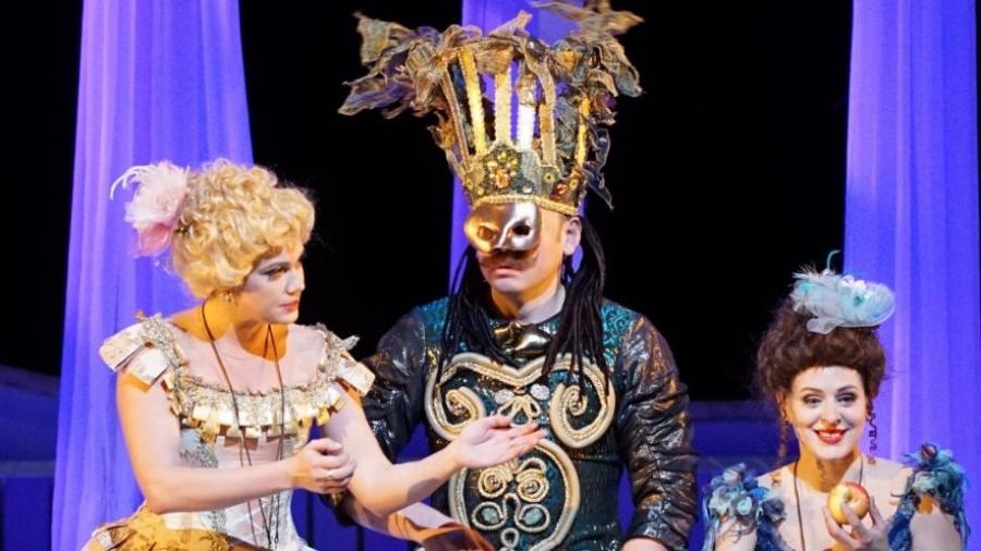 В Обнинске покажут спектакли Санкт-Петербургского государственного детского музыкального театра
