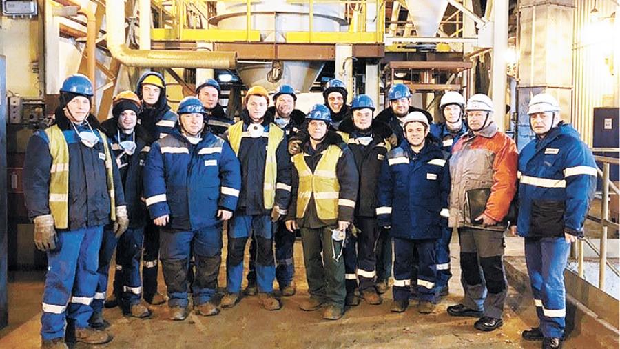 На НЛМК-Калуга определили лучшего оператора по обслуживанию пылегазоулавливающих установок